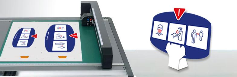 Nueva Aplicación con Mesa de Corte Graphtec Serie FCX2000